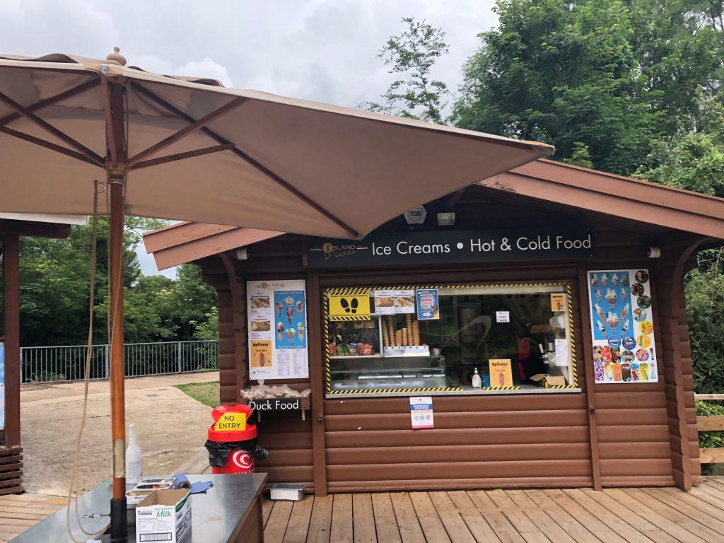 Cafe Ray Mill Island Maidenhead