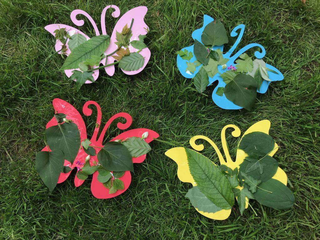 Leaf Butterflies - Butterfly Awareness Day