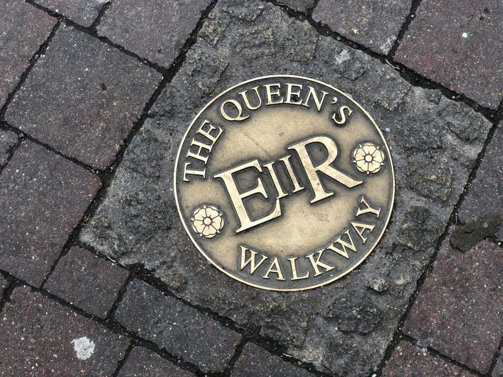 Queen's Walkway Windsor