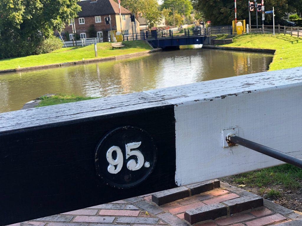 No 95 Lock