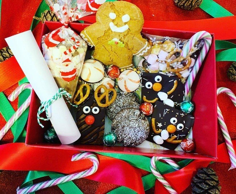 Christmas Eve Grazing Box