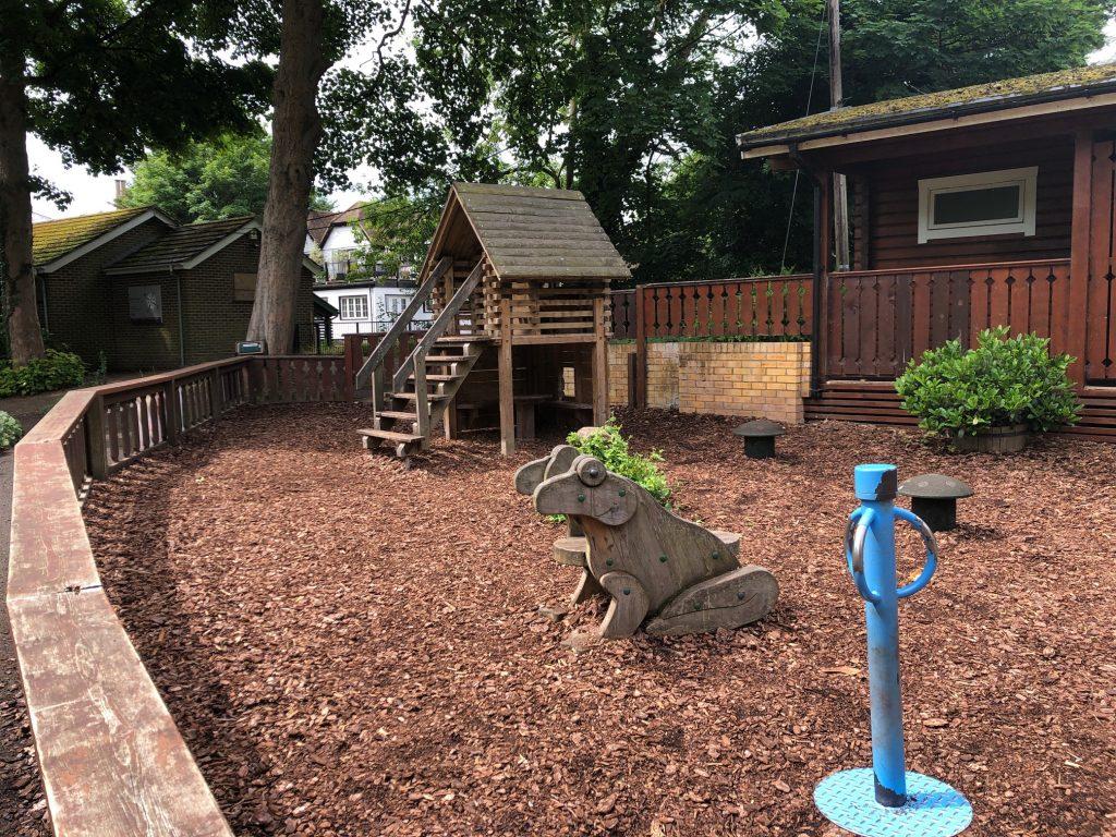 Ray Mill Island Play Area