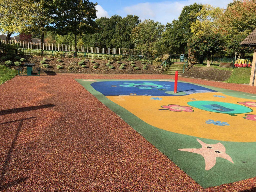 Splash Pad at Jocks Lane Recreational Park