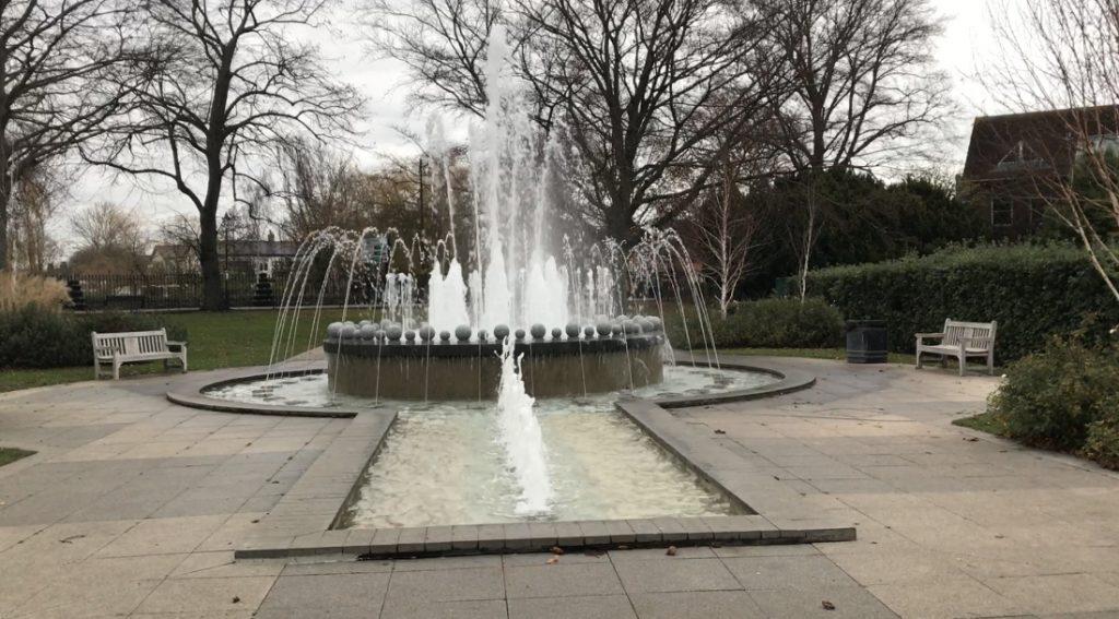 Queens Jubilee Fountain