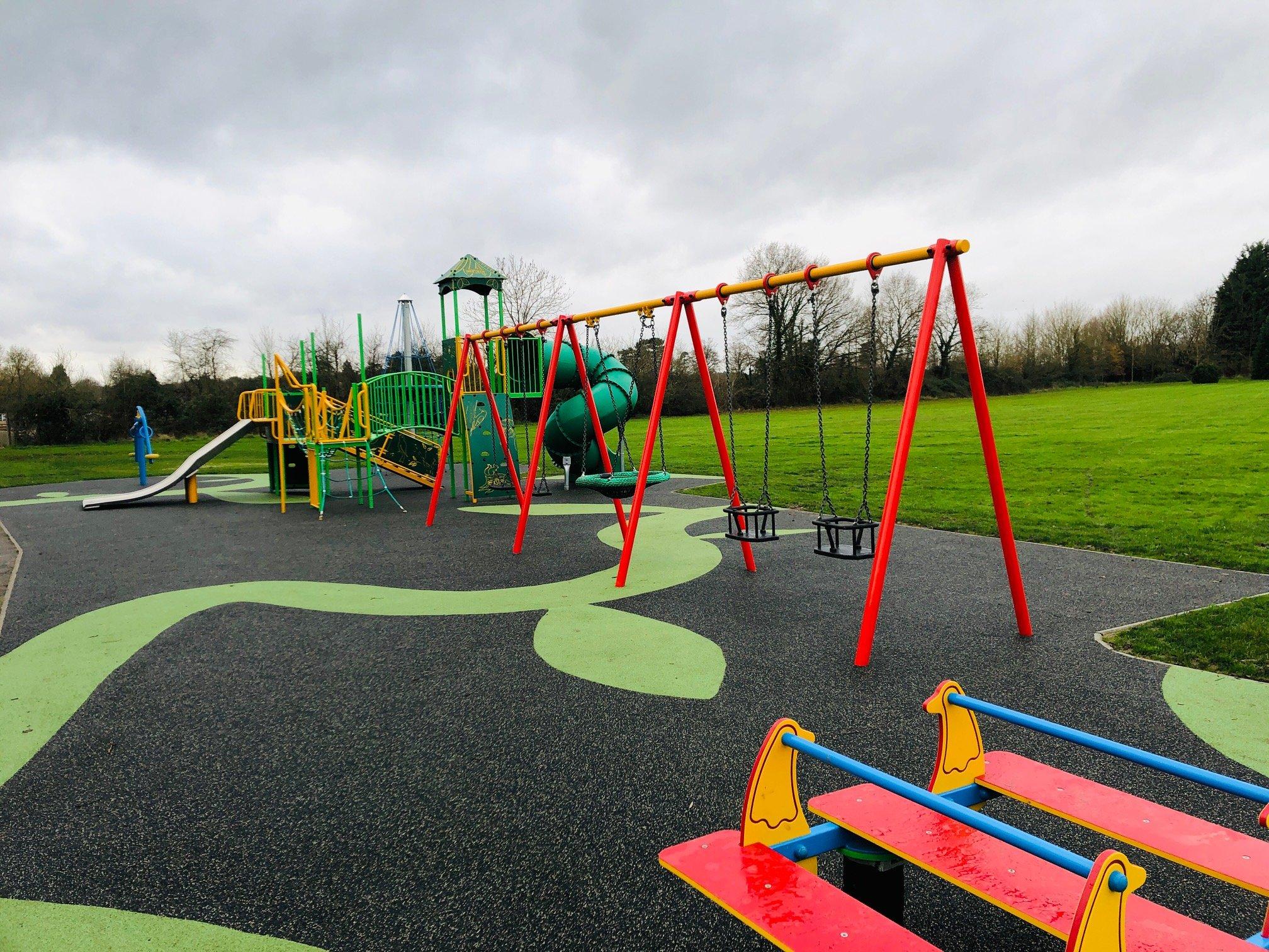 Asher Recreation Ground Cranbourne