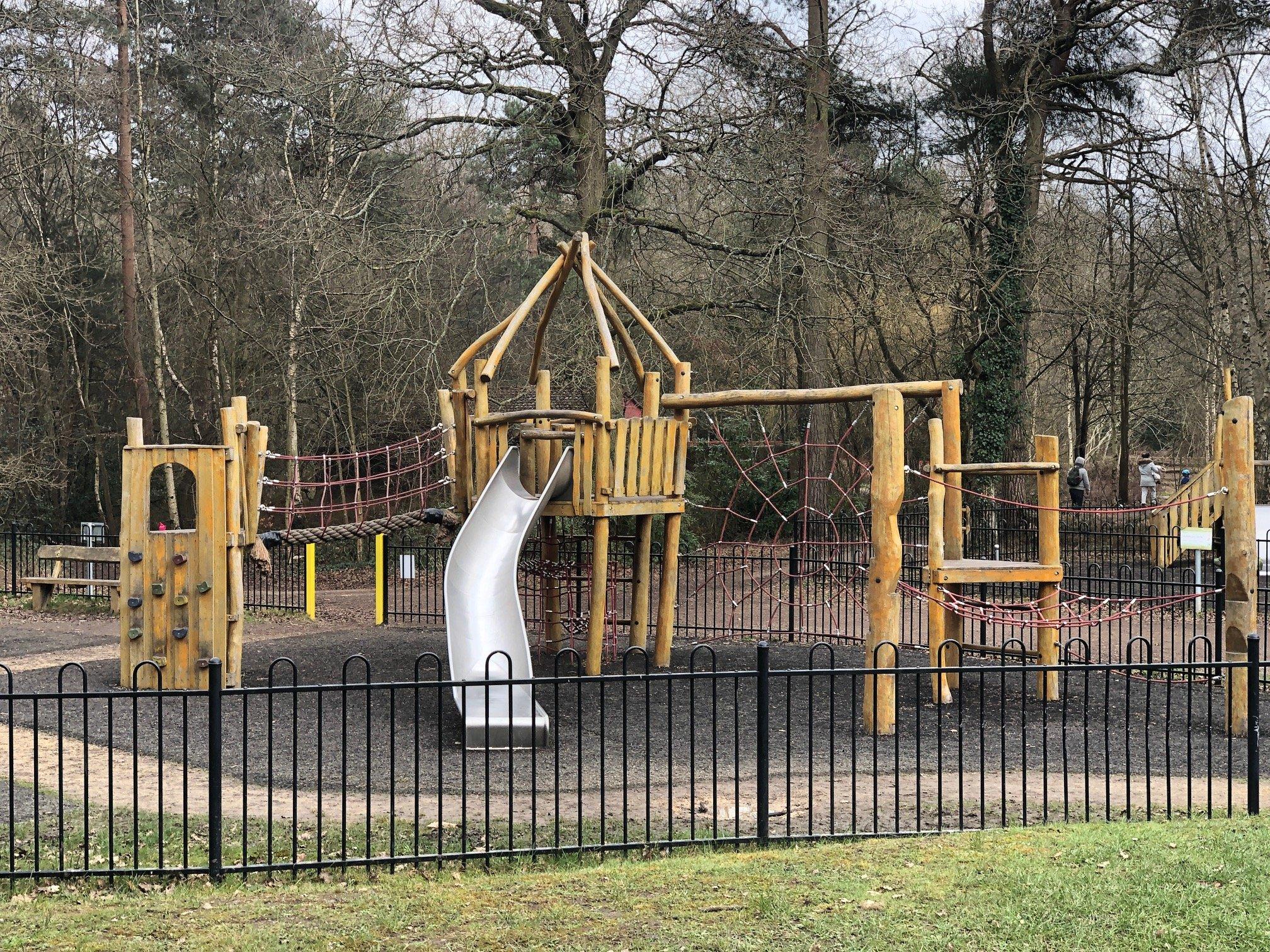 Savernake Park Play Area