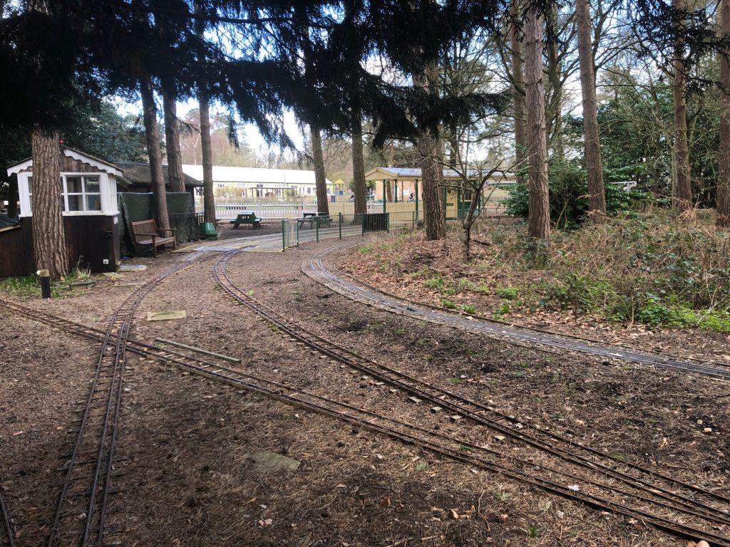 Pinewood Miniature Railway