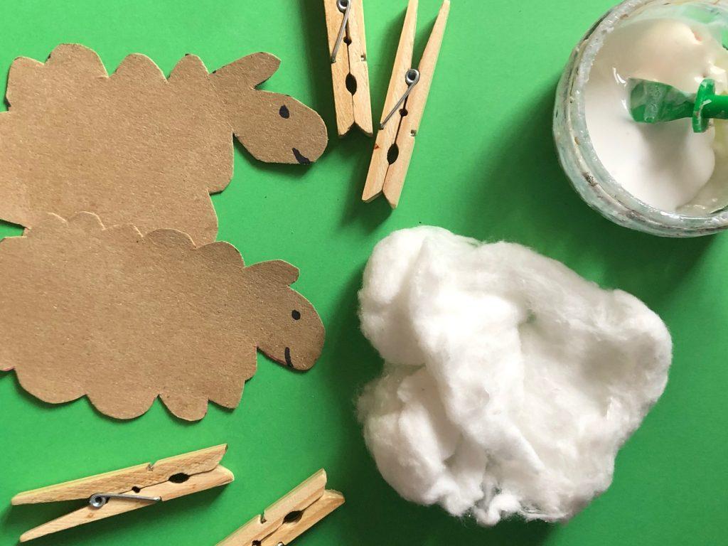 Woolly Sheep Craft Equipment