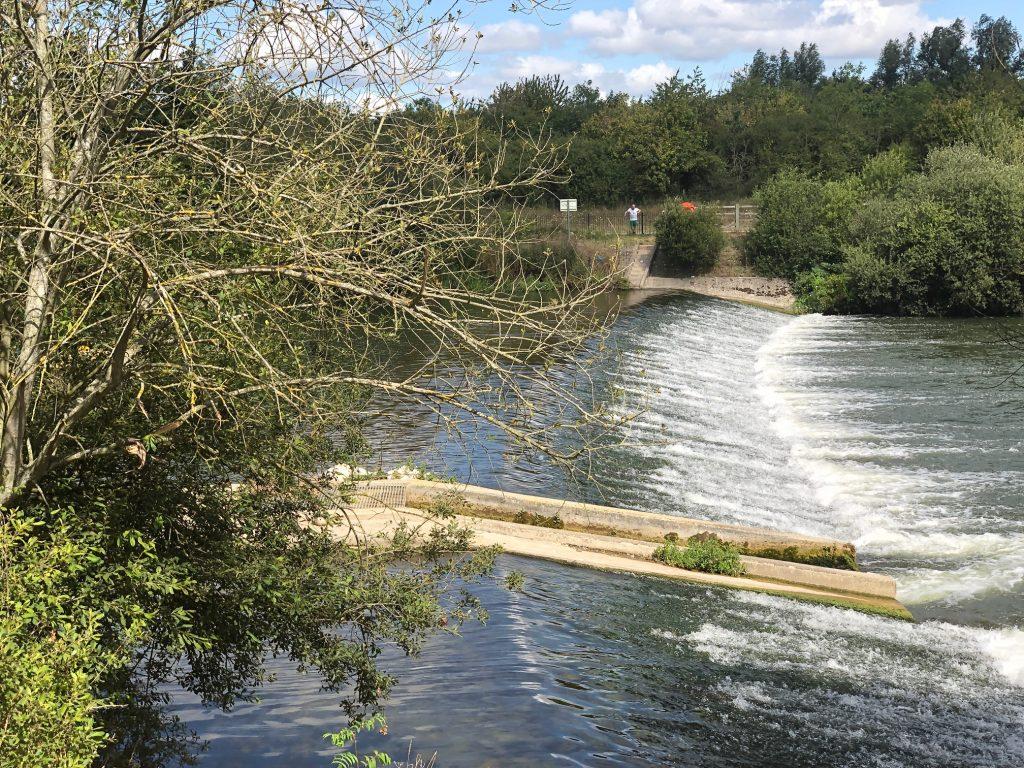 Slough Weir