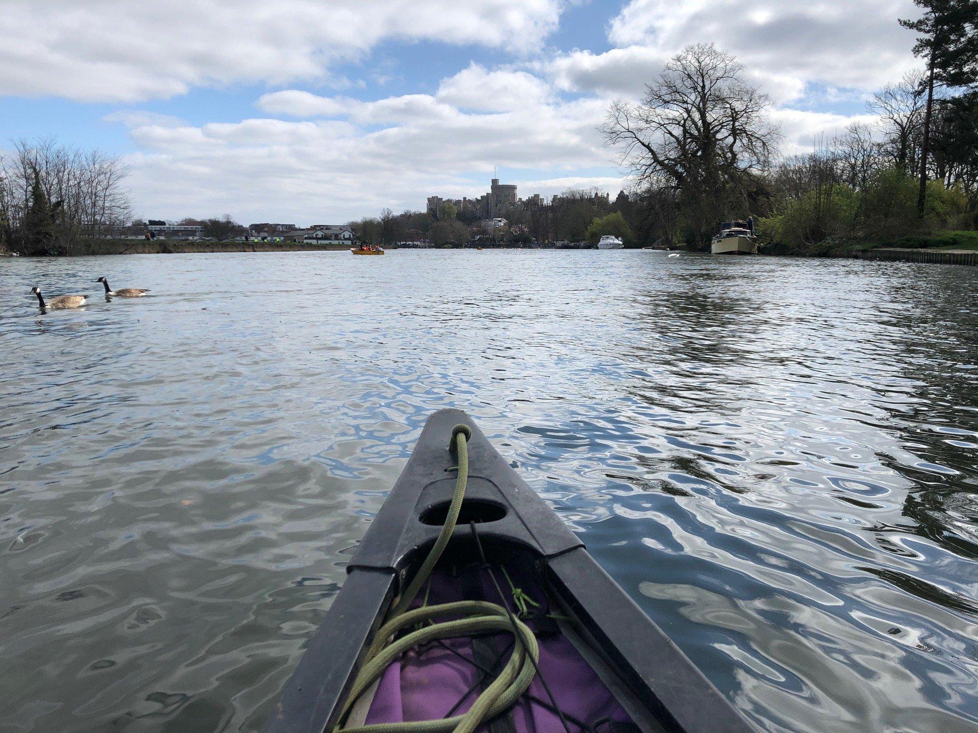 Windsor Castle Canoe and Kayak Adventures