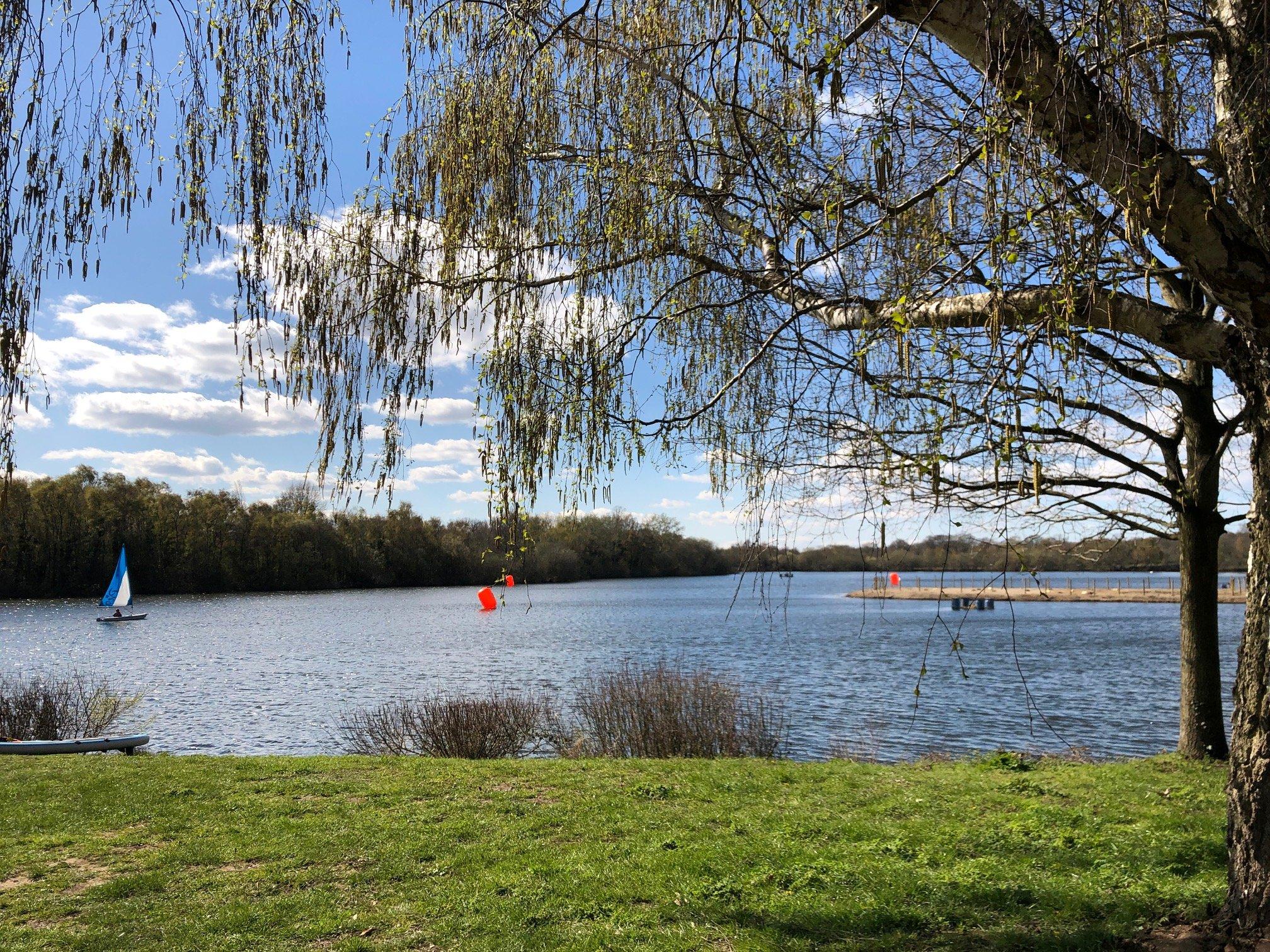 Horseshoe Lake Sandhurst