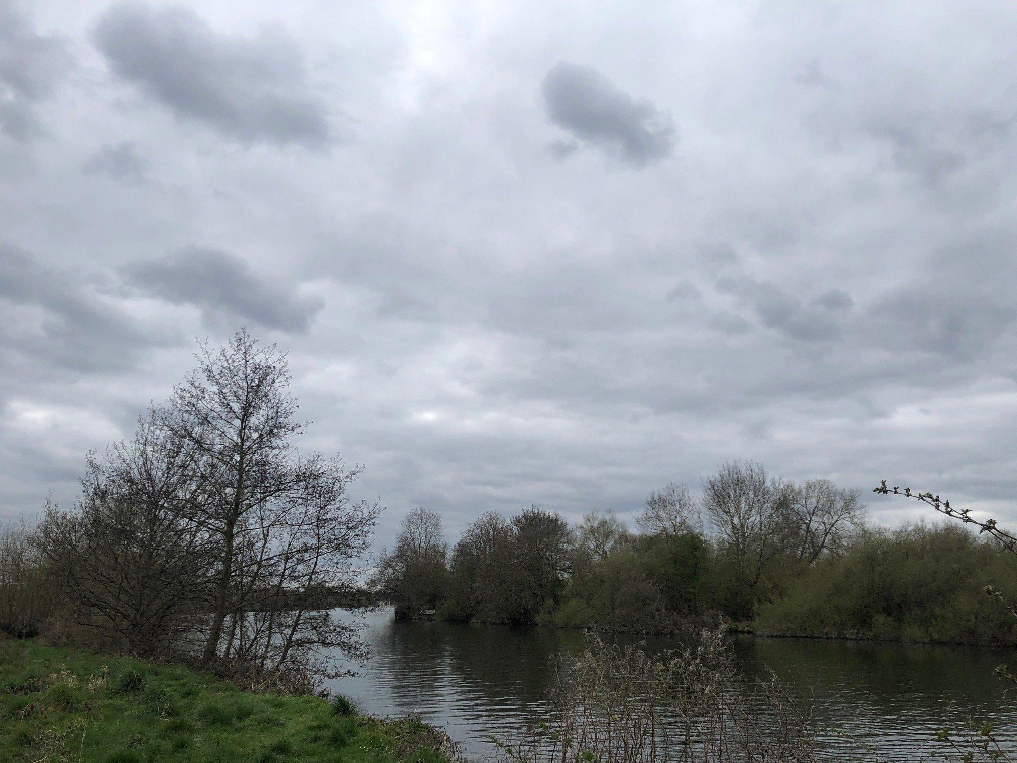 Walking at Thames Valley Park