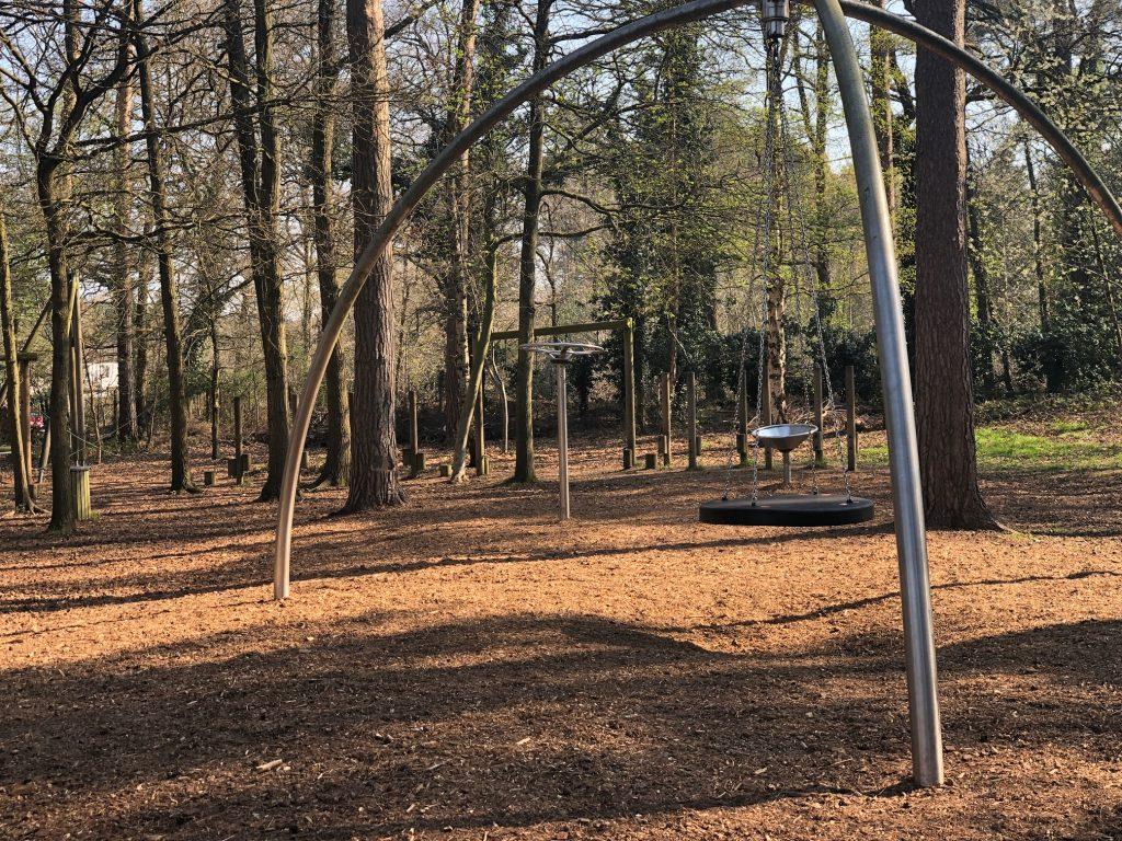 Pinewood Centre Adventure Playground