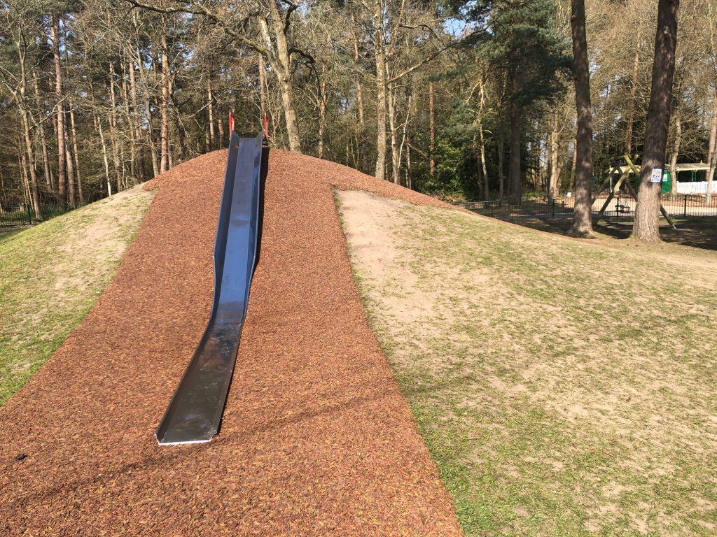 Pinewood Centre Playarea Slide