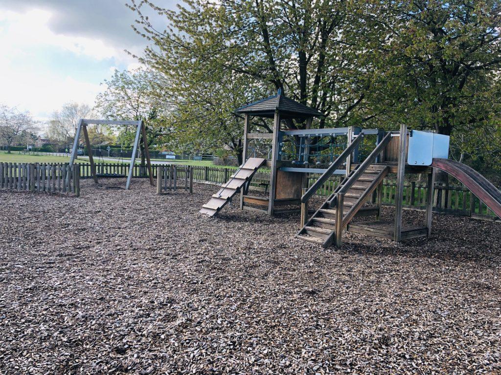 Climbing Frame Silchester Play Area