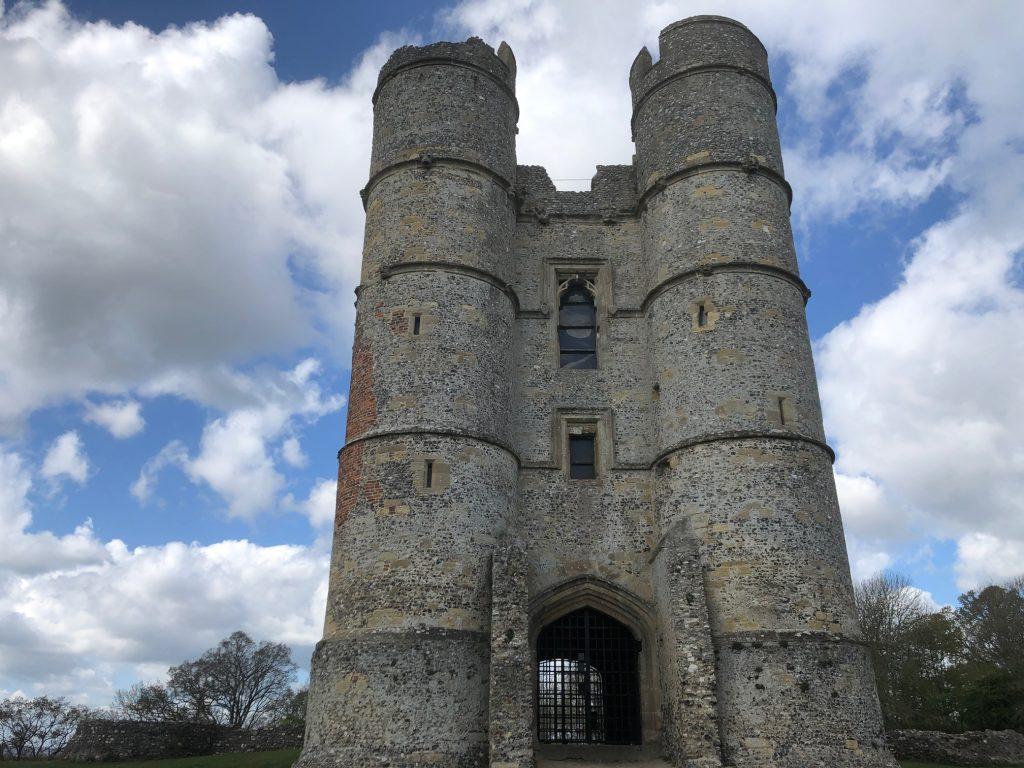 Donnington Castle Gate House