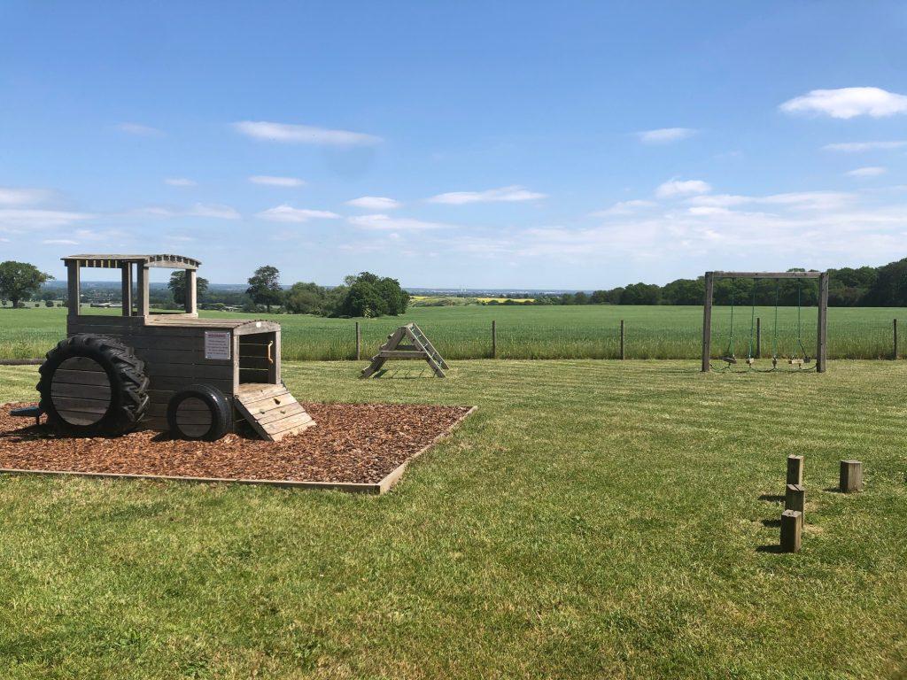 Fernygrove Farm Coffee Shop Play Area