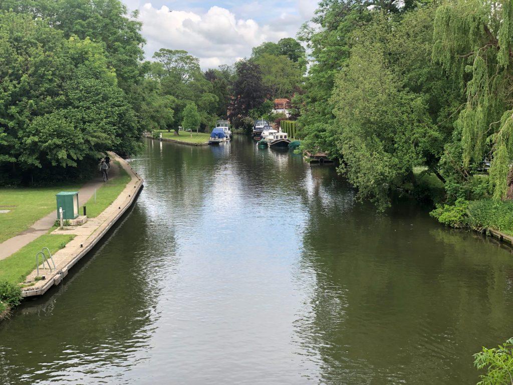 Hurley Thames Path