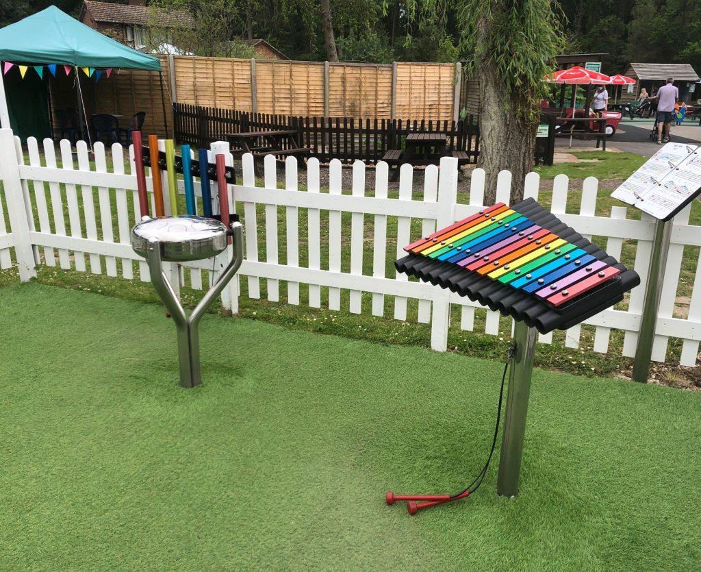 Music Area Jakes Play World