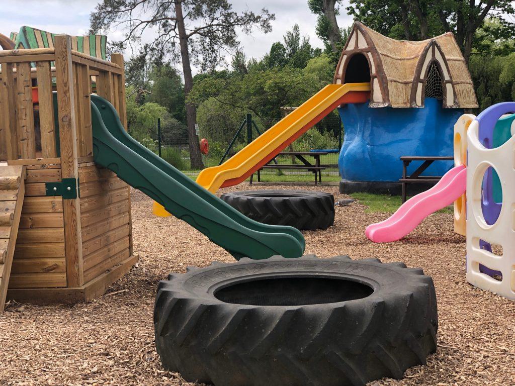 Playground at Jakes Play World