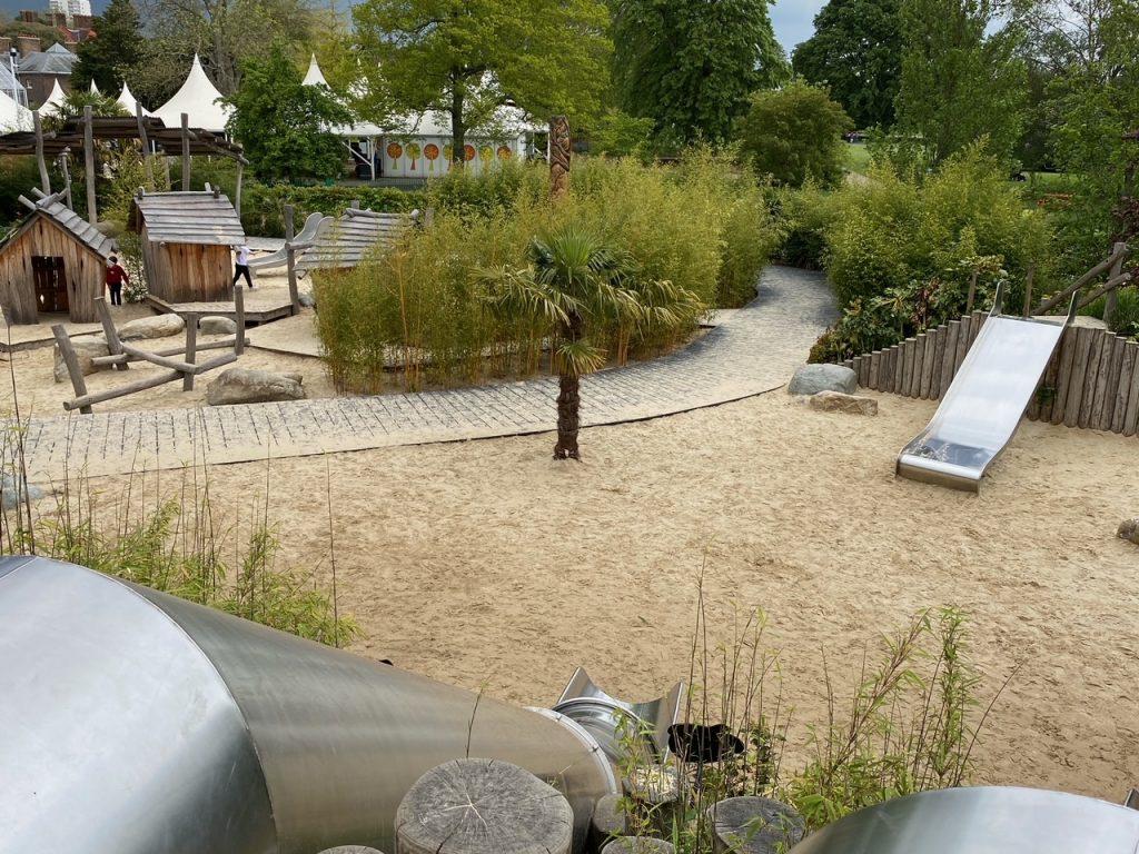 Children's Garden at Kew