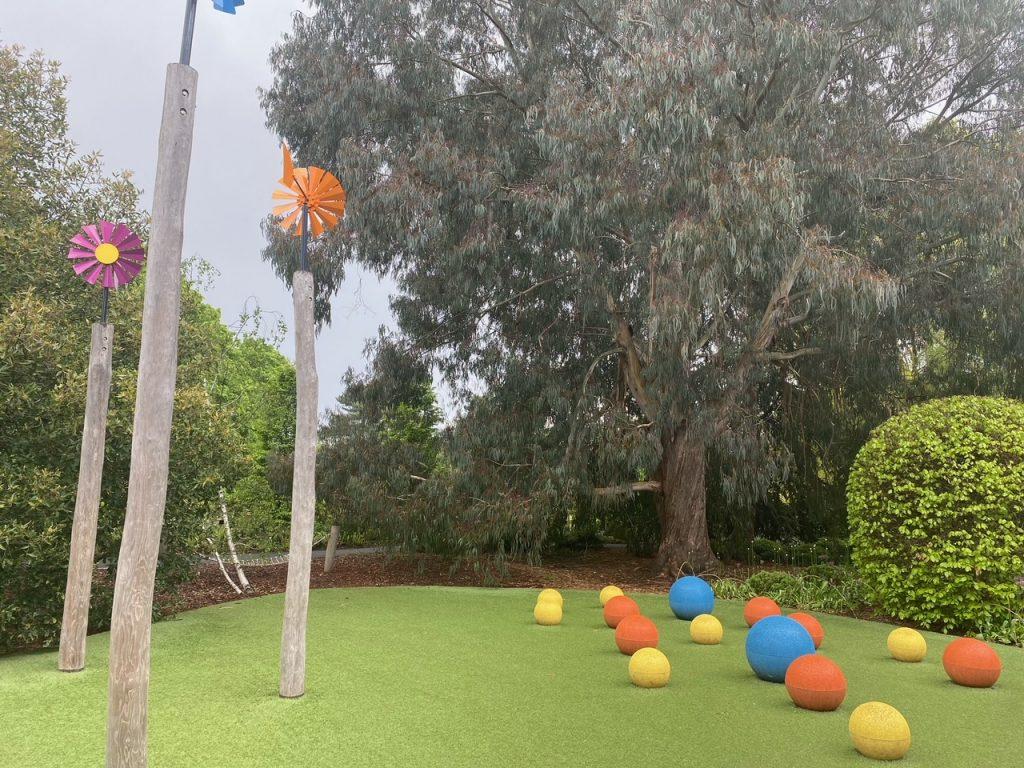 Air Garden at the Children's Garden at Kew