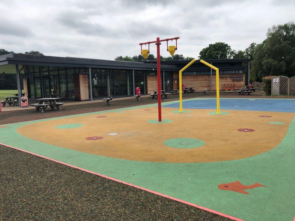 Great Hollands Recreation Ground Splash Pad