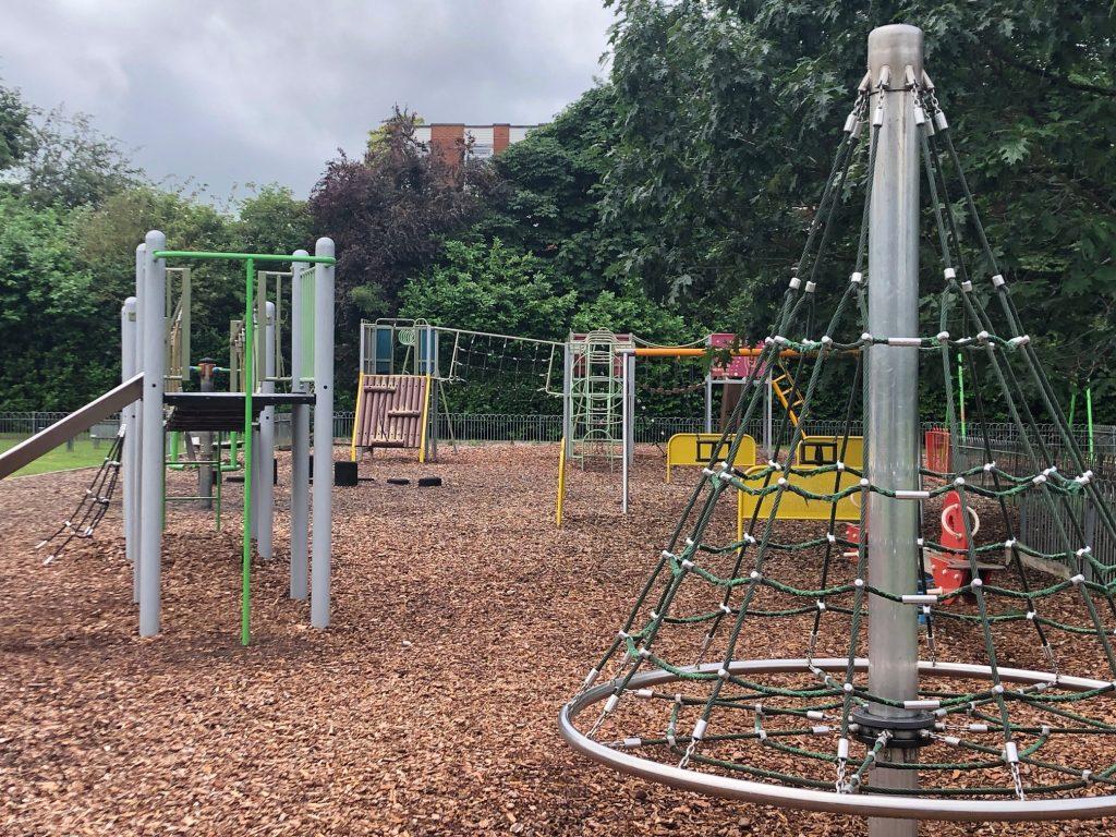 Riverside Gardens Play Area Maidenhead