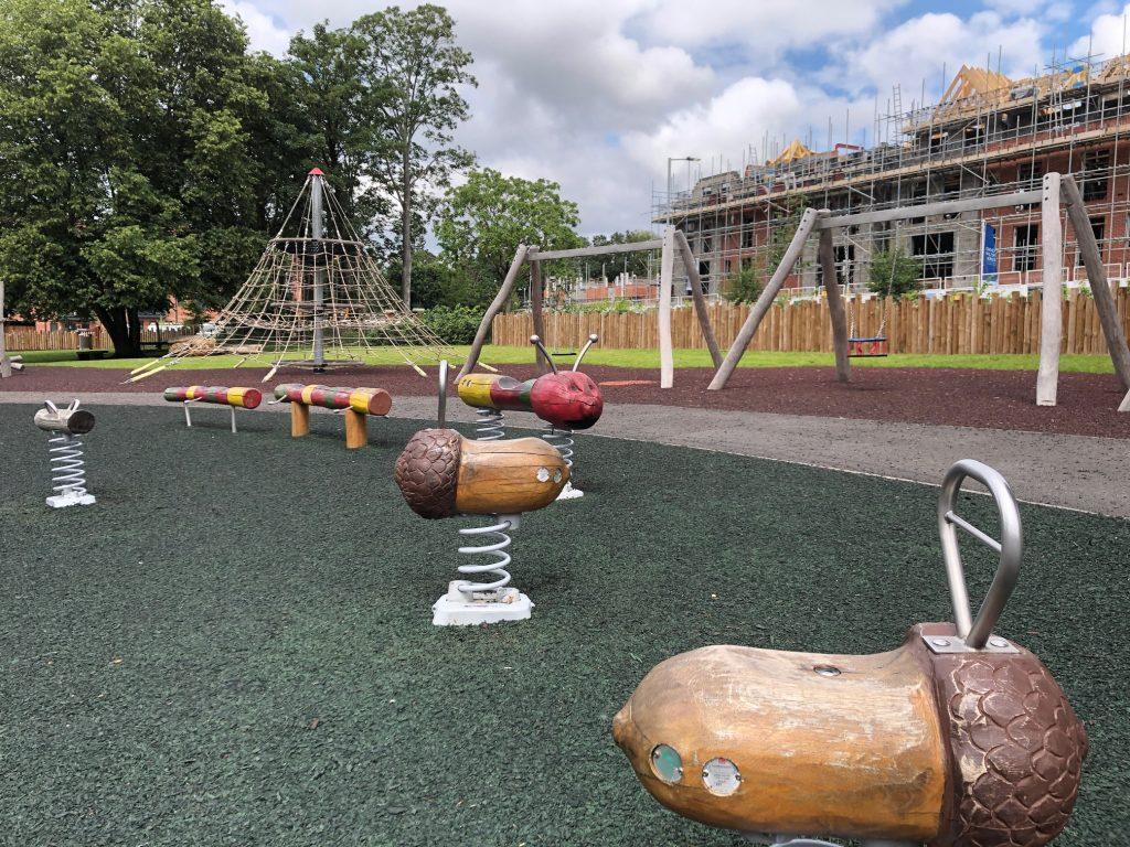 Elms Field Play Area