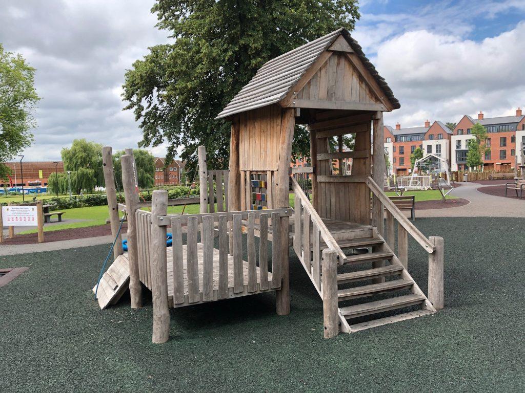 Elms Field Playground Wokingham