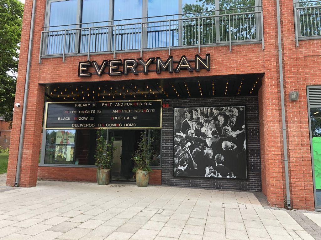 Everyman Cinema Wokingham