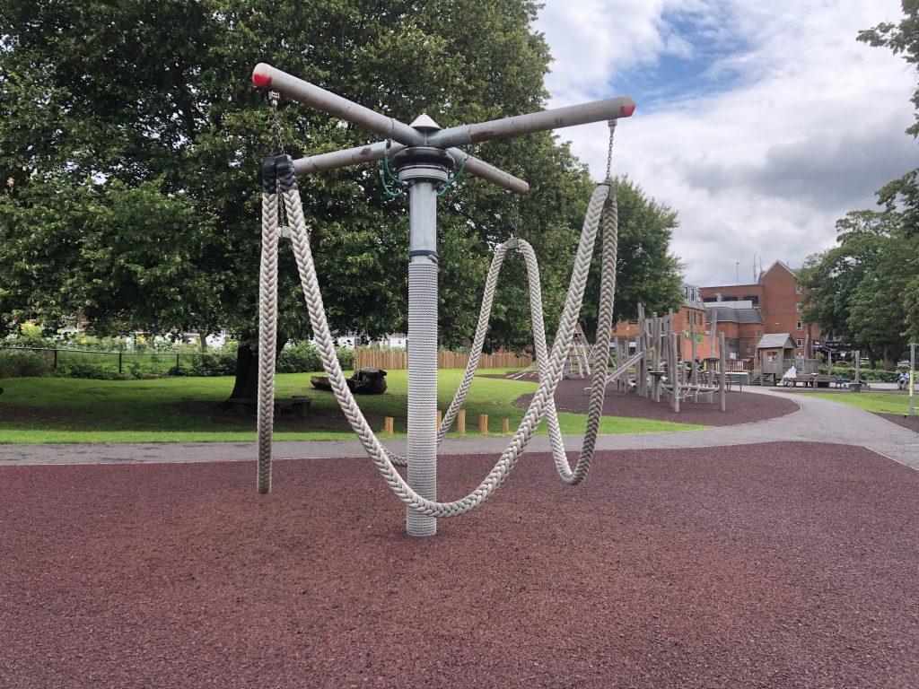 Rope Swing Elms Field Wokingham
