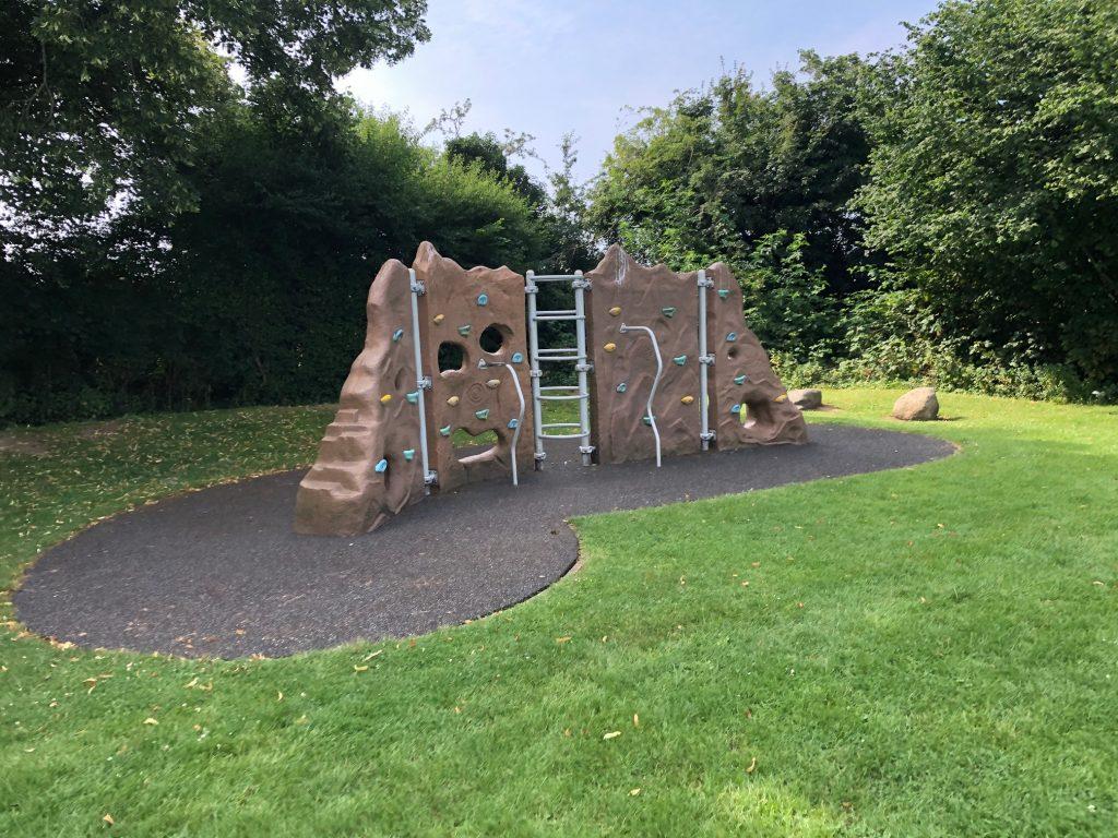 Recreation Ground Climbing Wall