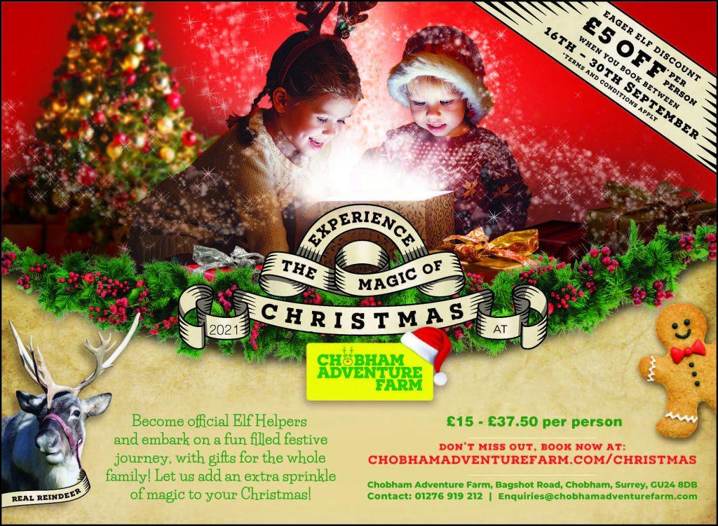 Chobham Farm Adventure Christmas