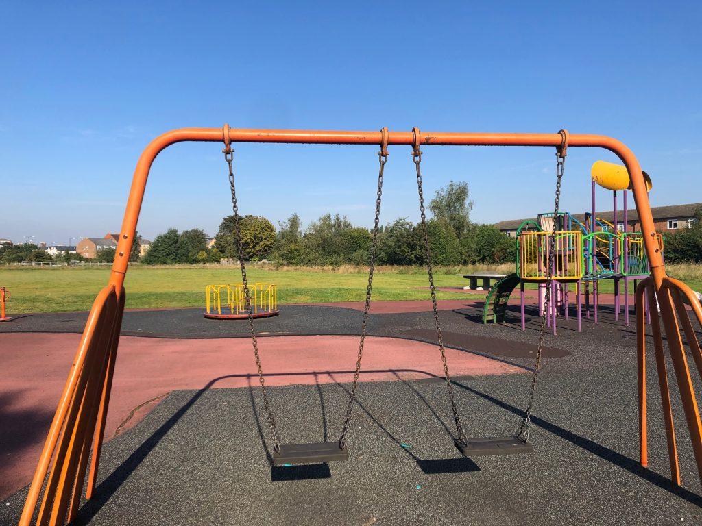 Swings Vansittart Park