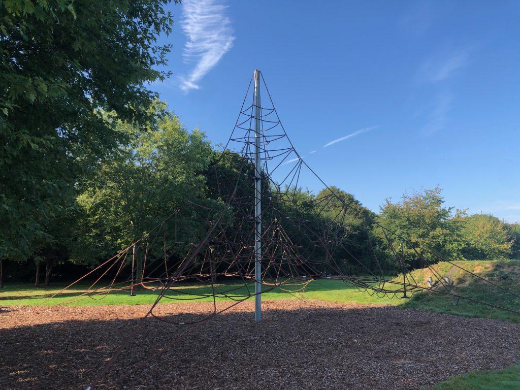 Large Climbing Frame Vansittart Recreation Ground