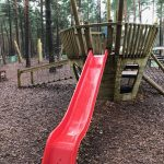Boat and Slide The Look Out Bracknell Swinley Forest