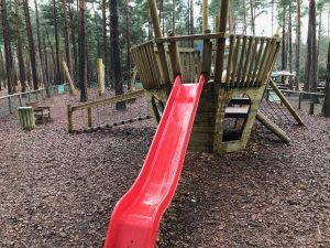 Wooden Play Areas in Berkshire