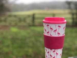 Winter Walks in Berkshire and a warm drink
