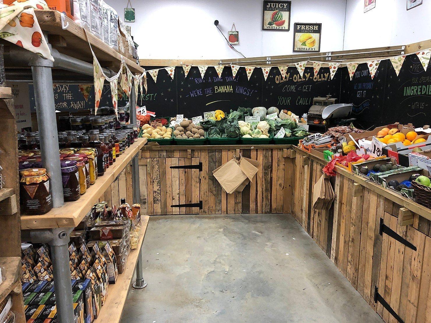 Fletchers Greengrocers in Wokingham