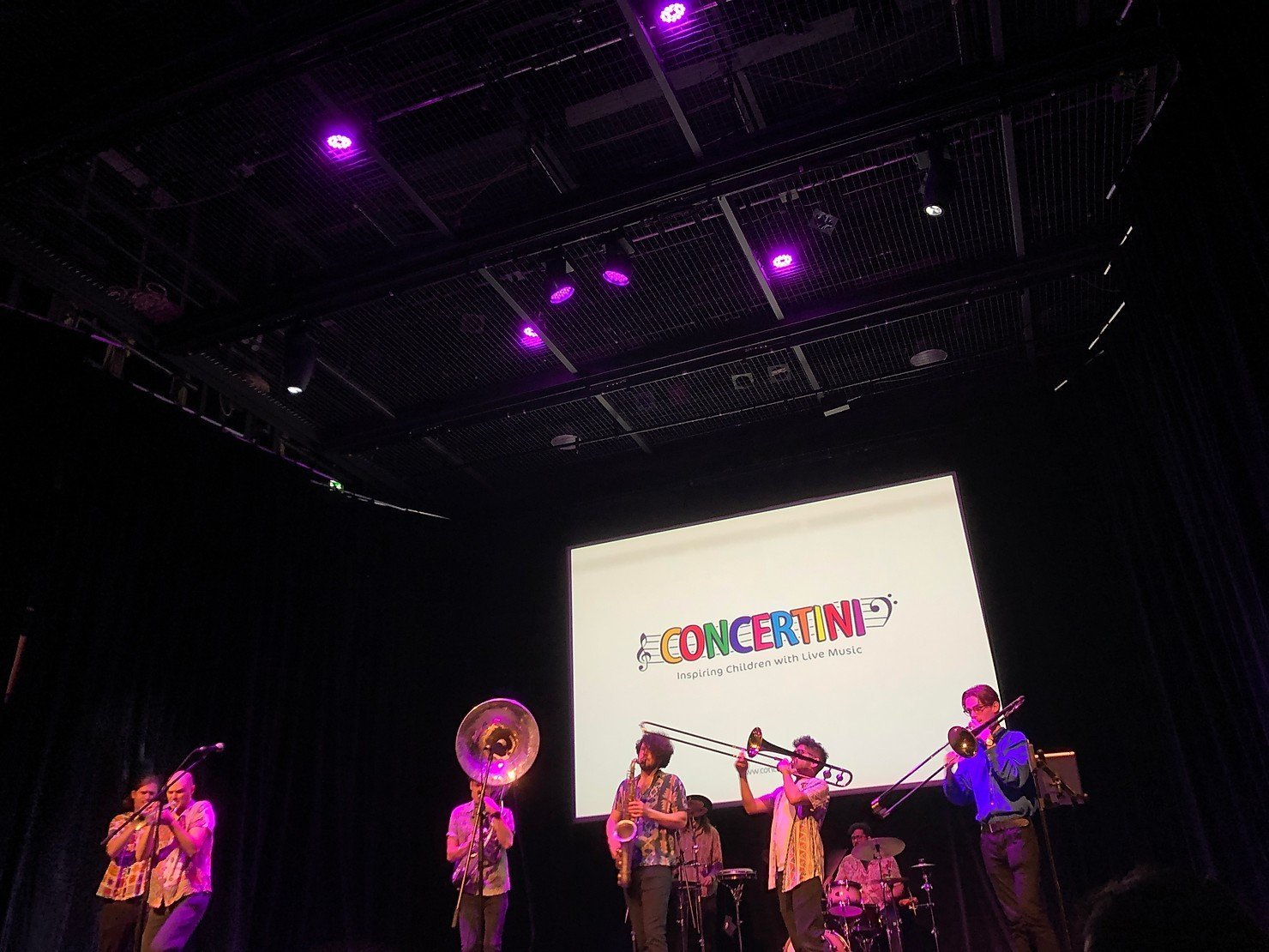 AD – Gifted Tickets // Review – Concertini & The Brass Funkeys