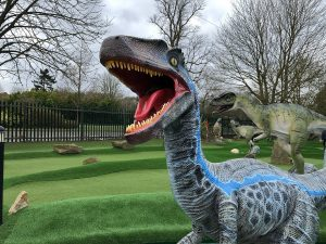 AD – Gifted Tickets // Review – Maidenhead Mini-Golf