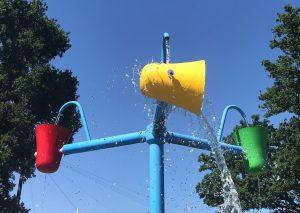 Splash Pads, Paddling Pools, Lidos & Aqua Parks in Berkshire