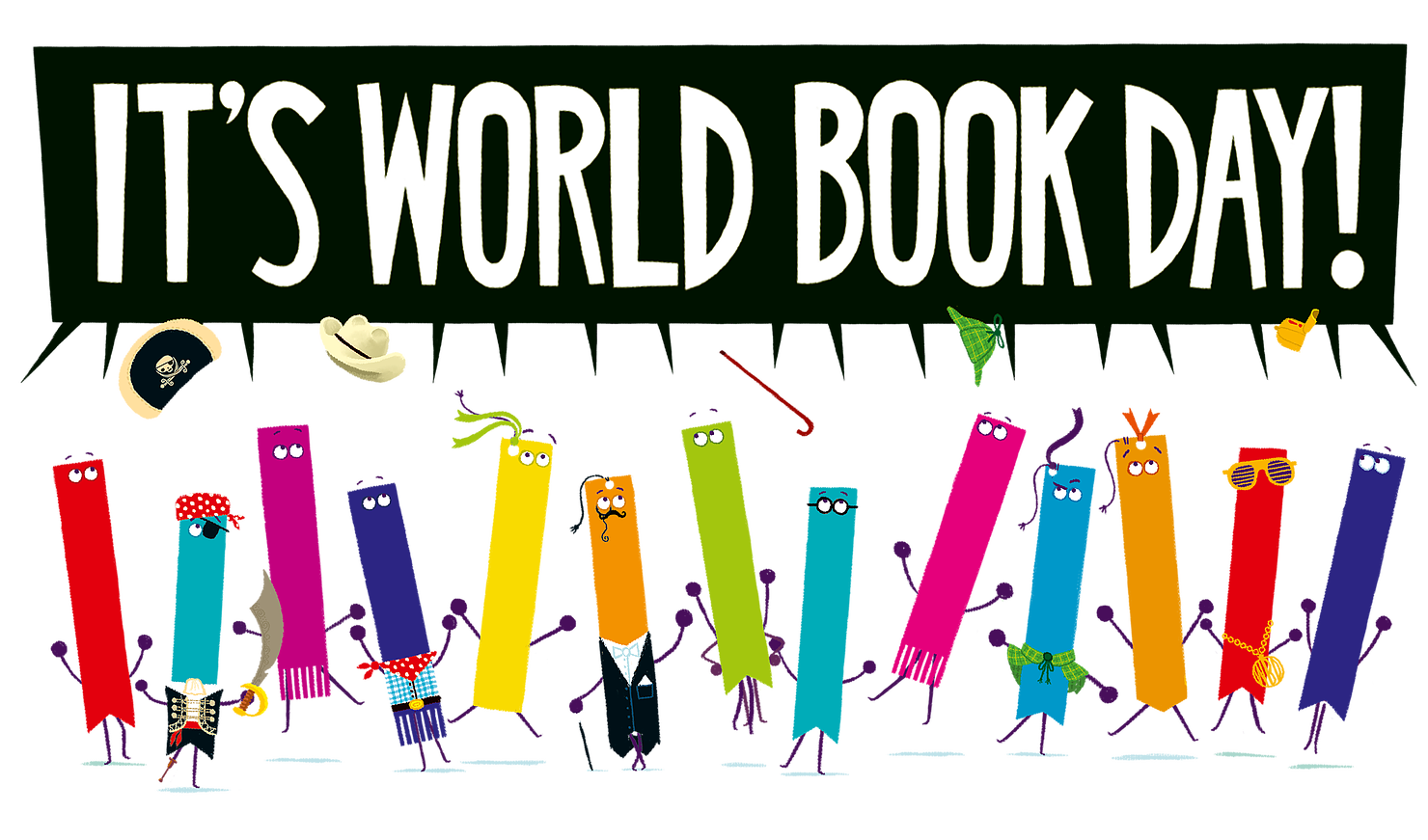 World Book Day What's On Guide 2020