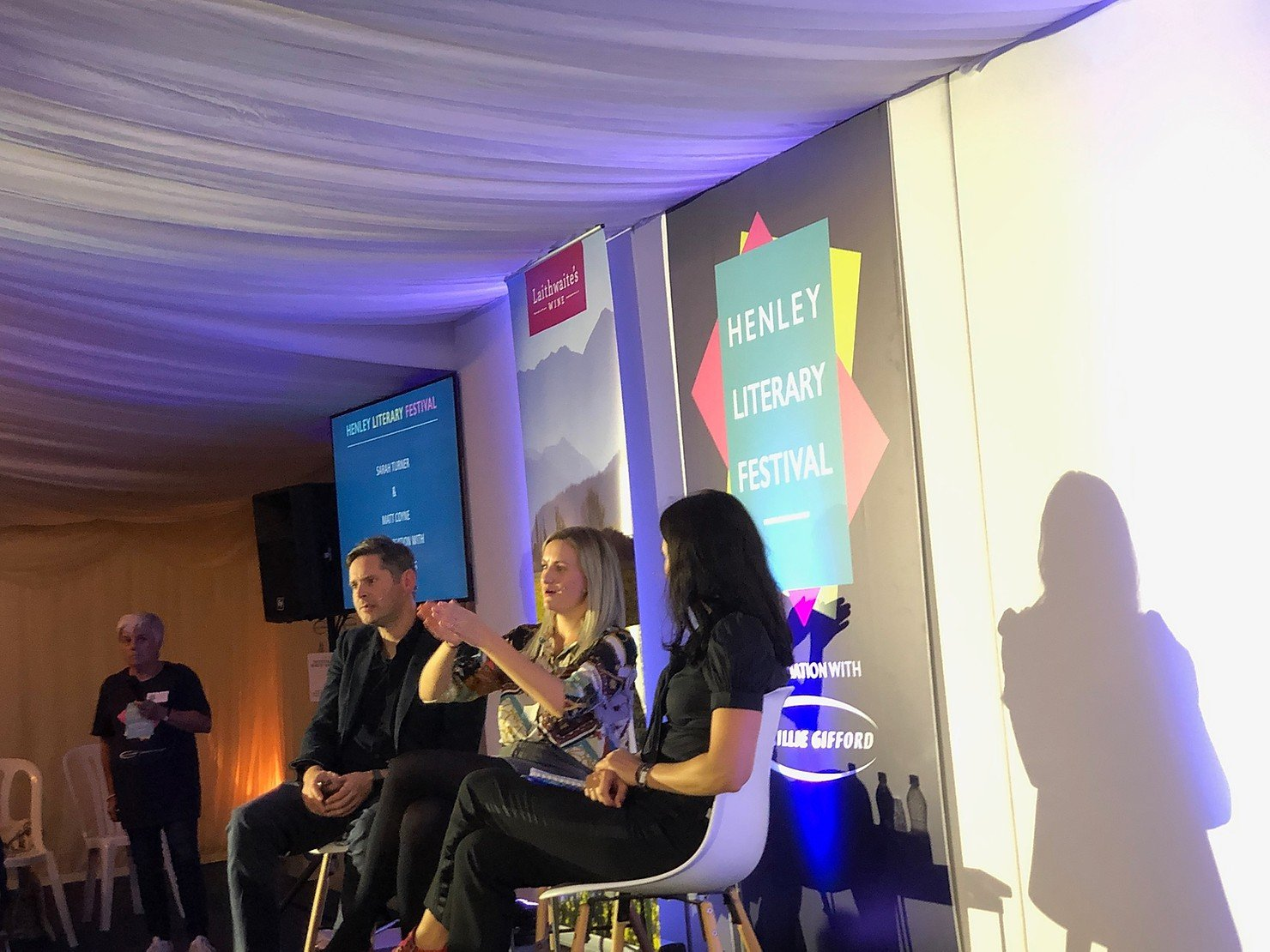 AD – Gifted // Henley Literary Festival 2019