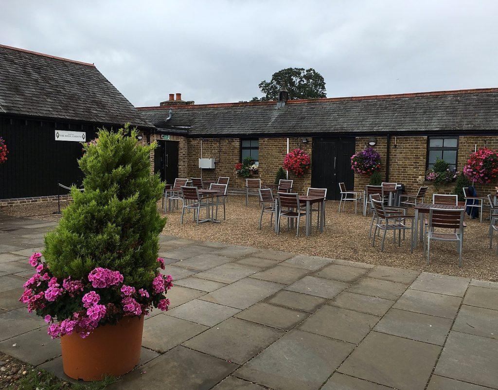 Windsor Farm Shop Cafe Area