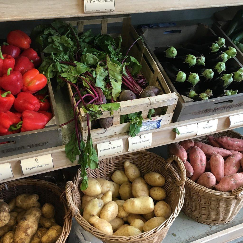 Windsor Farm Shop Fruit and Vegetable