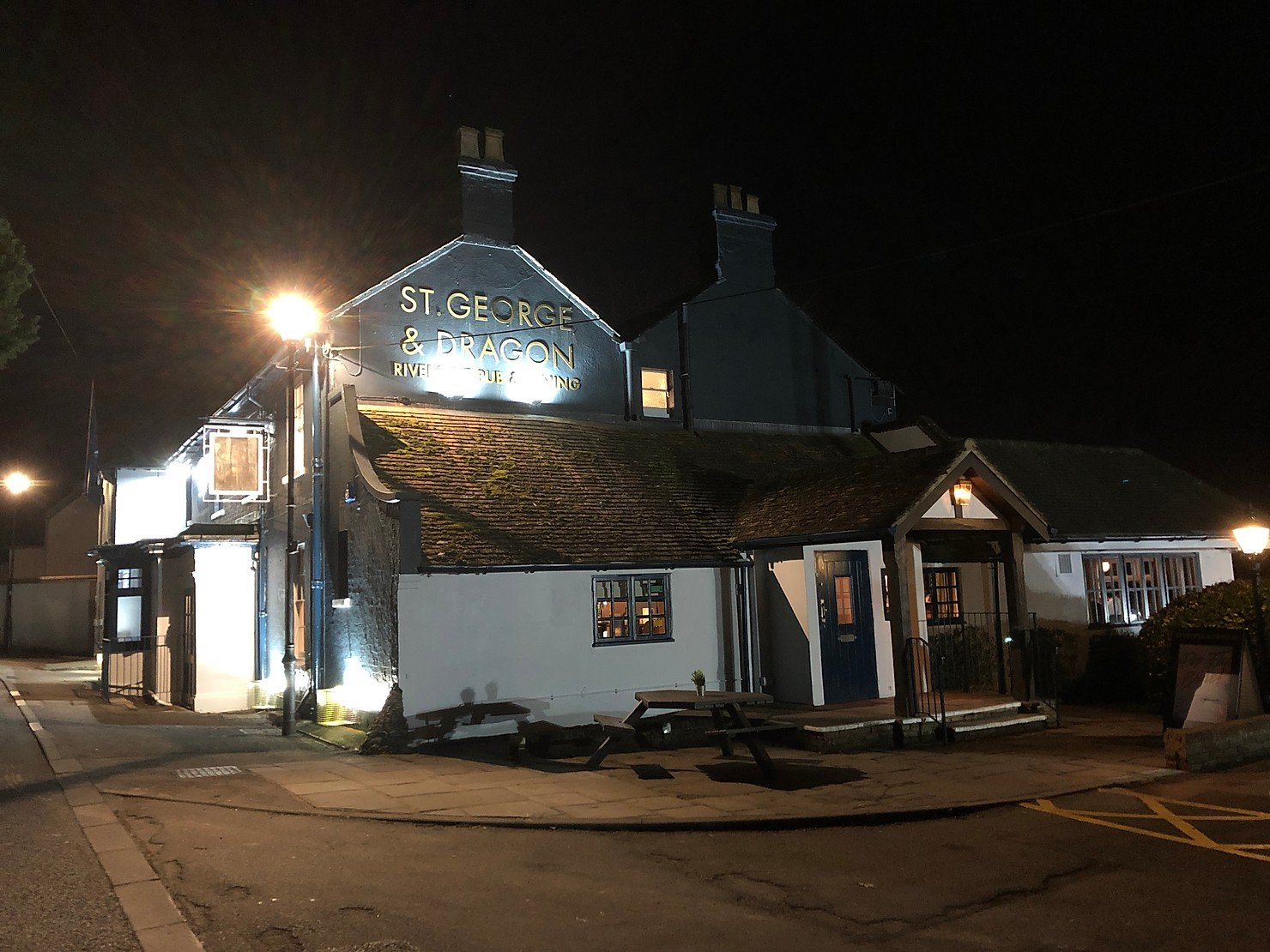 Review // The St George and Dragon, Wargrave, Reading