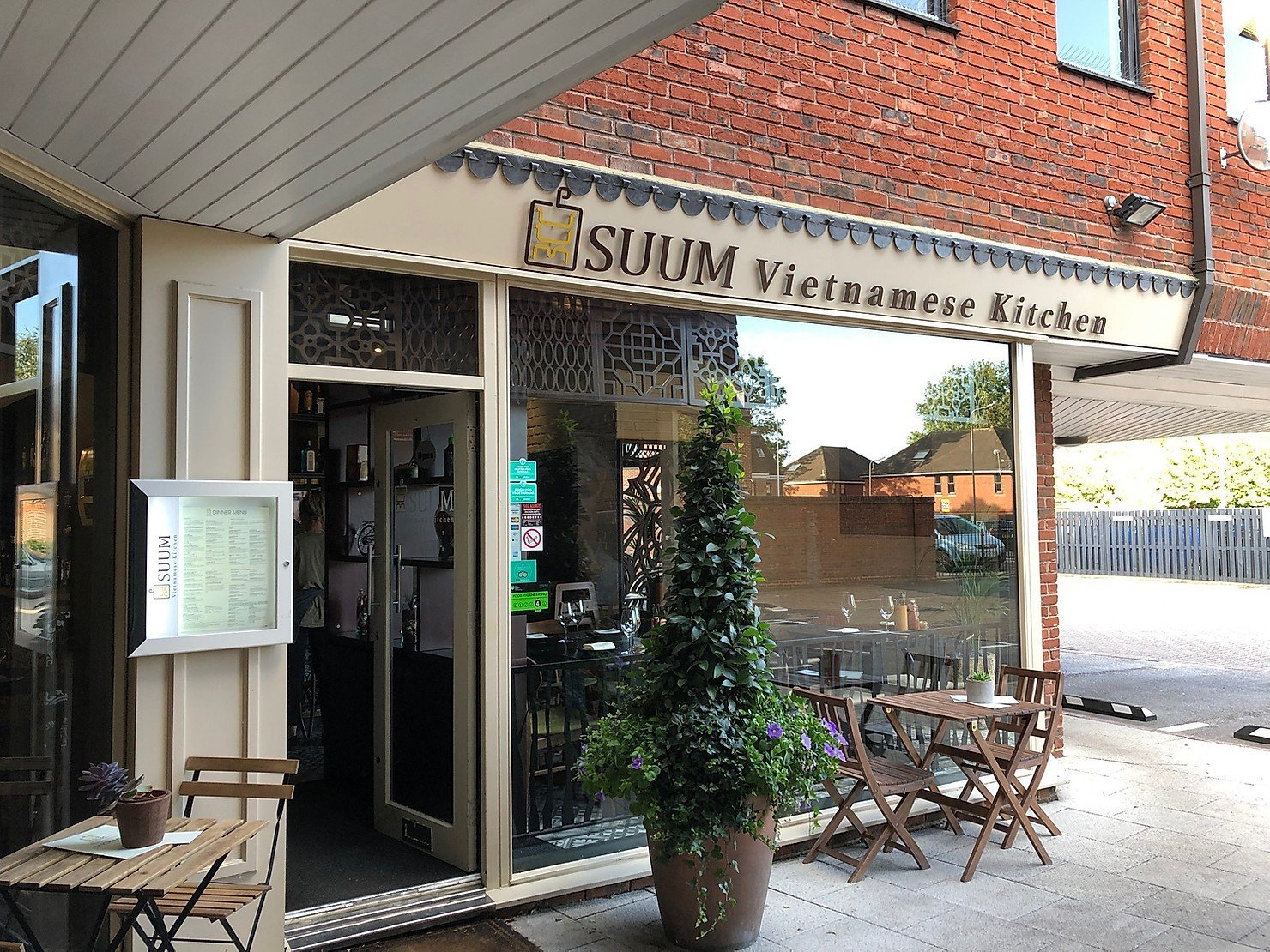 AD – Review // SUUM Vietnamese Kitchen, Marlow