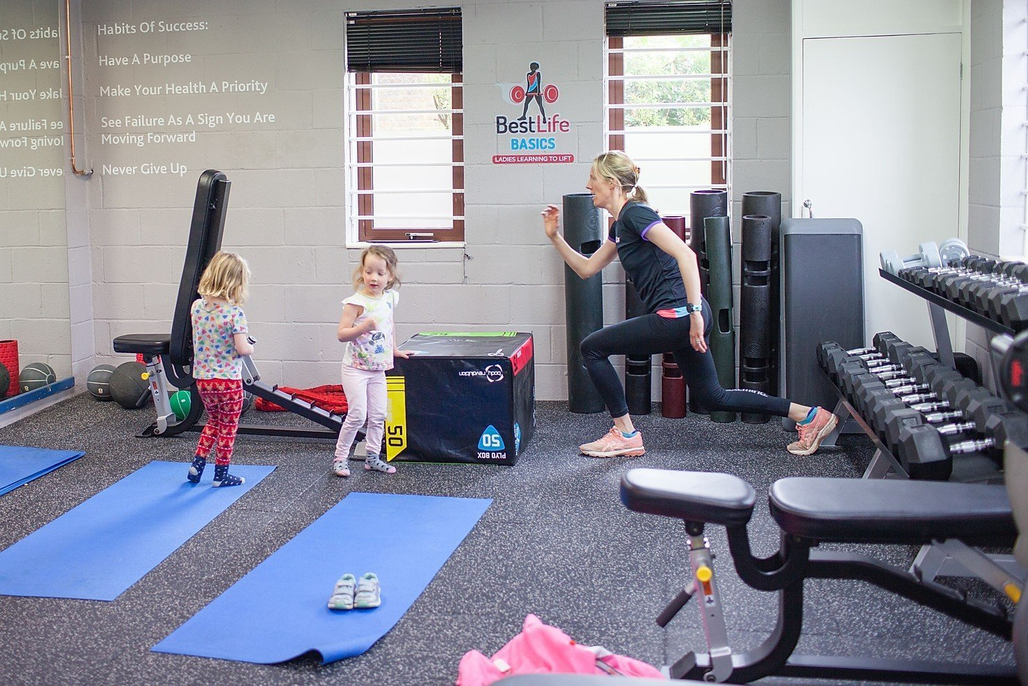AD // An Awesome place for Mums to exercise and bring the kids along.